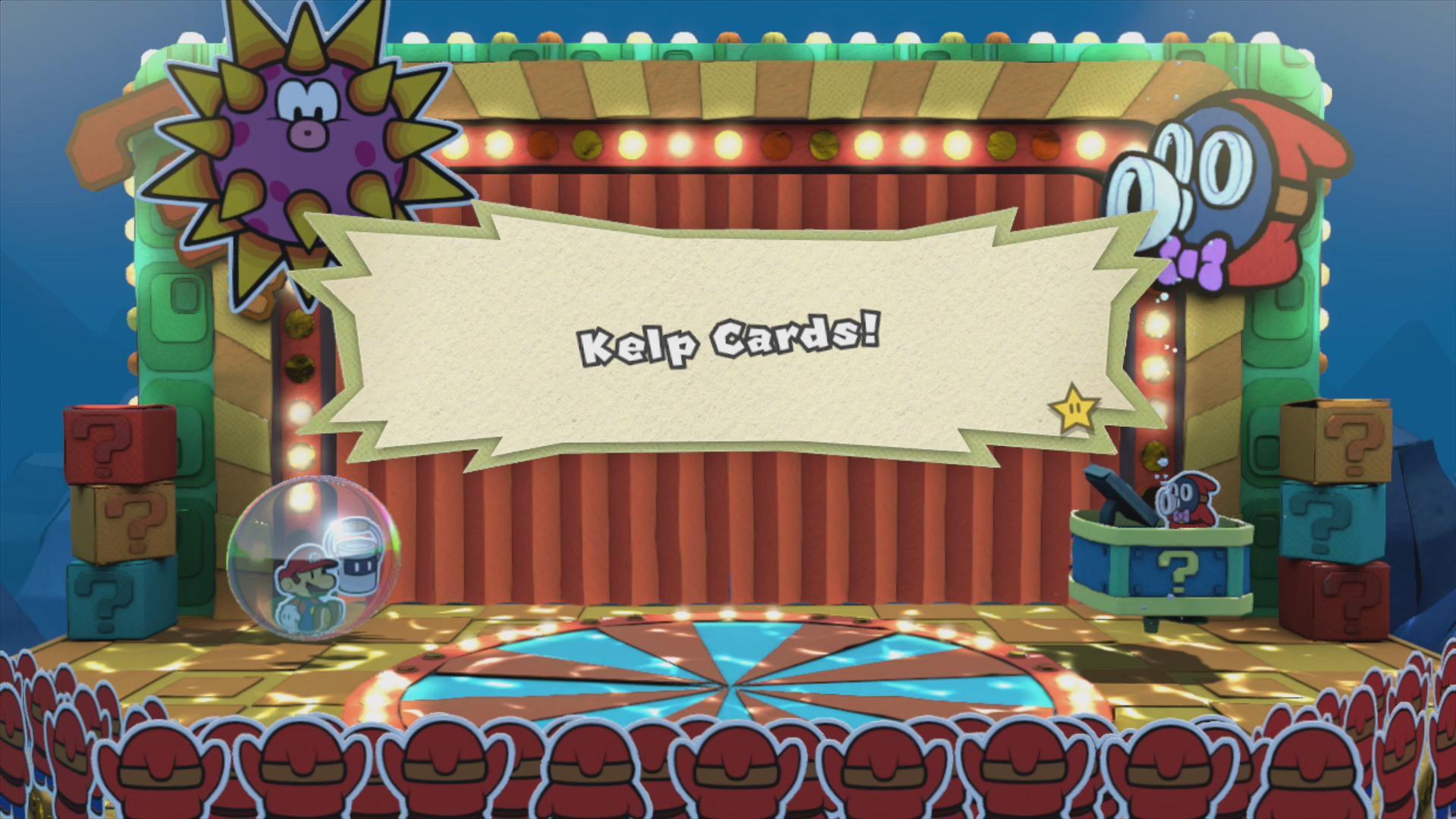 Cobalt Base – Paper Mario: Color Splash Walkthrough – Mario Party ...