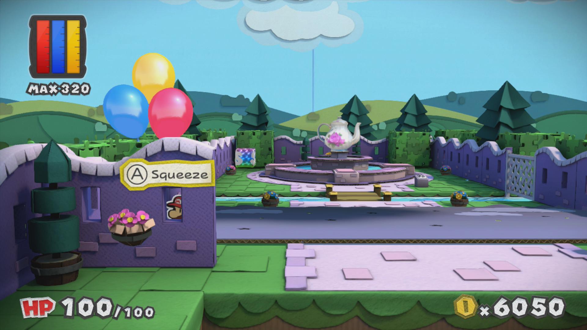 Fort Cobalt Paper Mario Color Splash Walkthrough Mario Party Legacy
