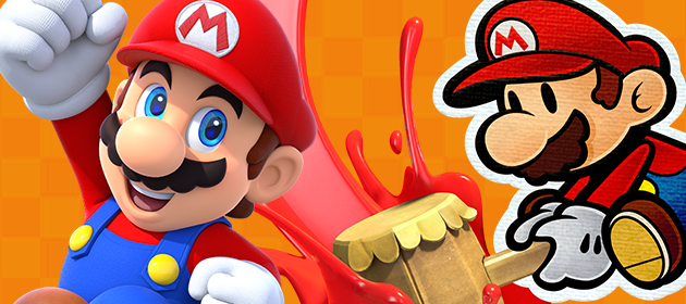 Paper Mario: Color Splash Released, Mario Party: Star Rush Out In PAL Regions