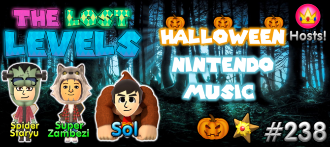 The Lost Levels: Episode 238 – Halloween Nintendo Music