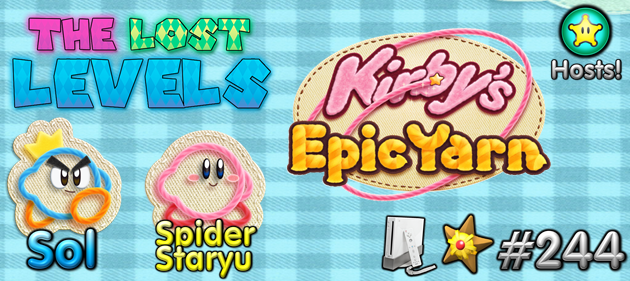 The Lost Levels: Episode 244 – Kirby's Epic Yarn