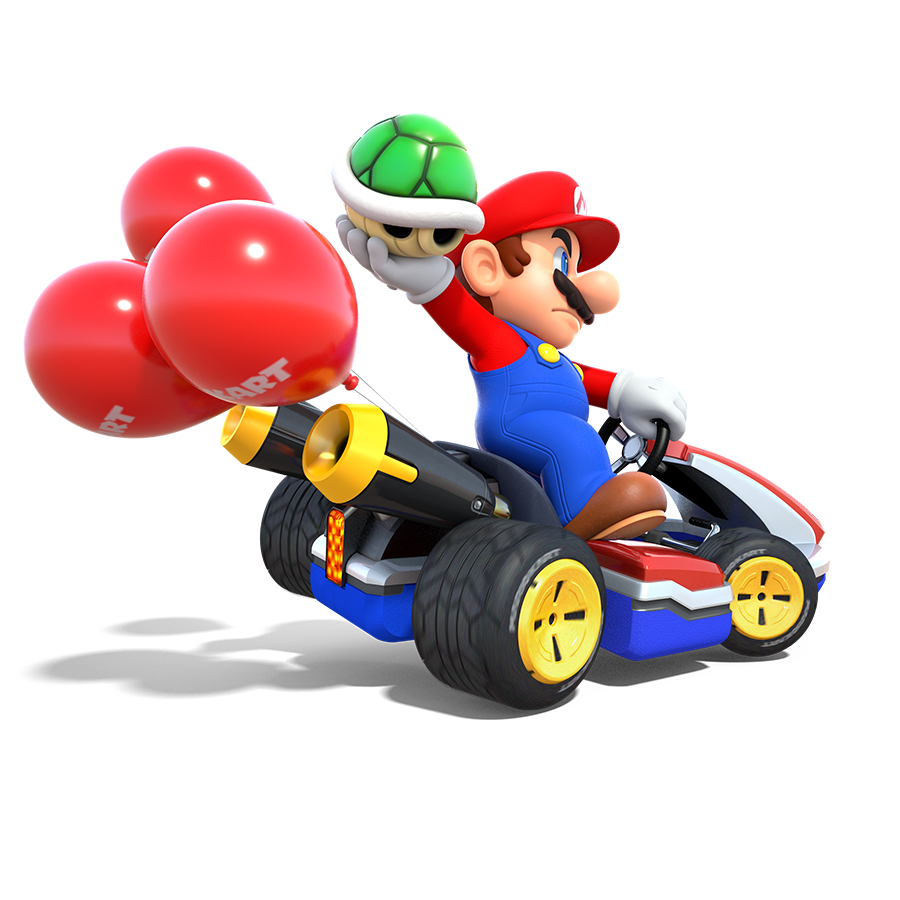 mario kart 8 deluxe revealed battle mode and new