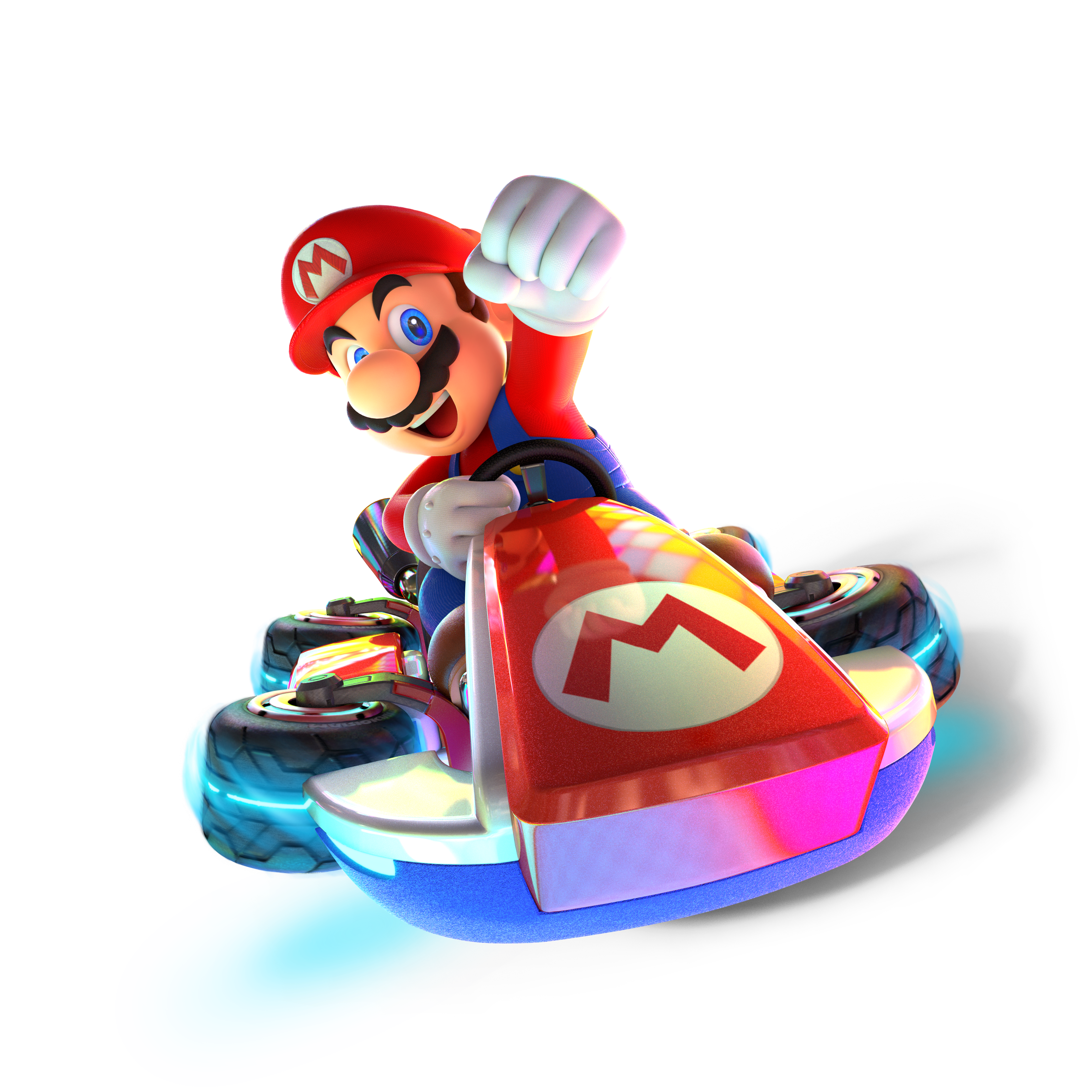 mario kart 8 deluxe revealed battle mode and new characters mario party legacy