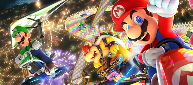 Mario Kart 8 Deluxe Revealed, Battle Mode and New Characters