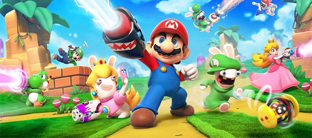 Leaks for Mario + Rabbids Kingdom Battle Provide First Look