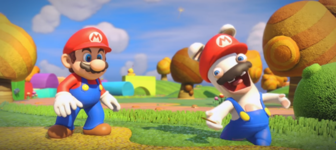 Mario + Rabbids Kingdom Battle Officially Revealed