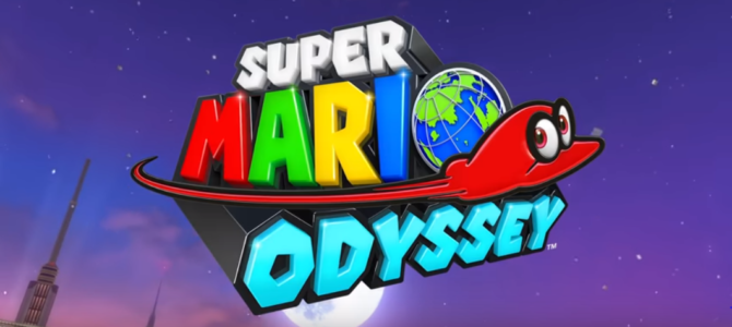 Super Mario Odyssey Gets Fantastic New Trailer