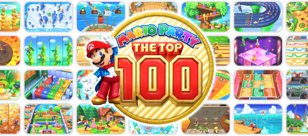 Mario Party: The Top 100 Announced!