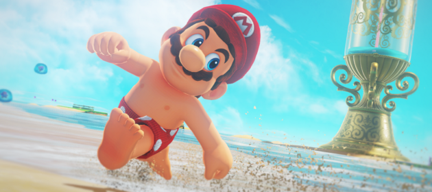 Super Mario Odyssey Gets a New Trailer and New Characters