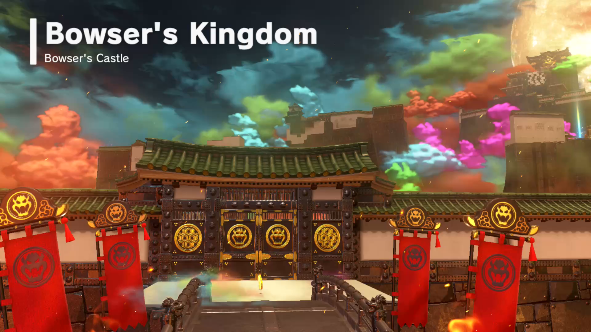 Bowser S Kingdom Power Moons Super Mario Odyssey Walkthrough