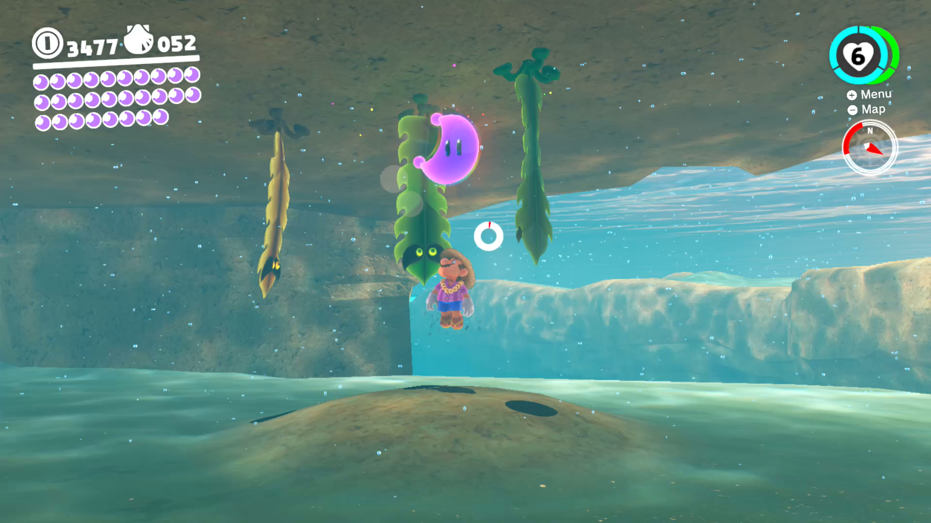 Moons 1 20 Super Mario Odyssey
