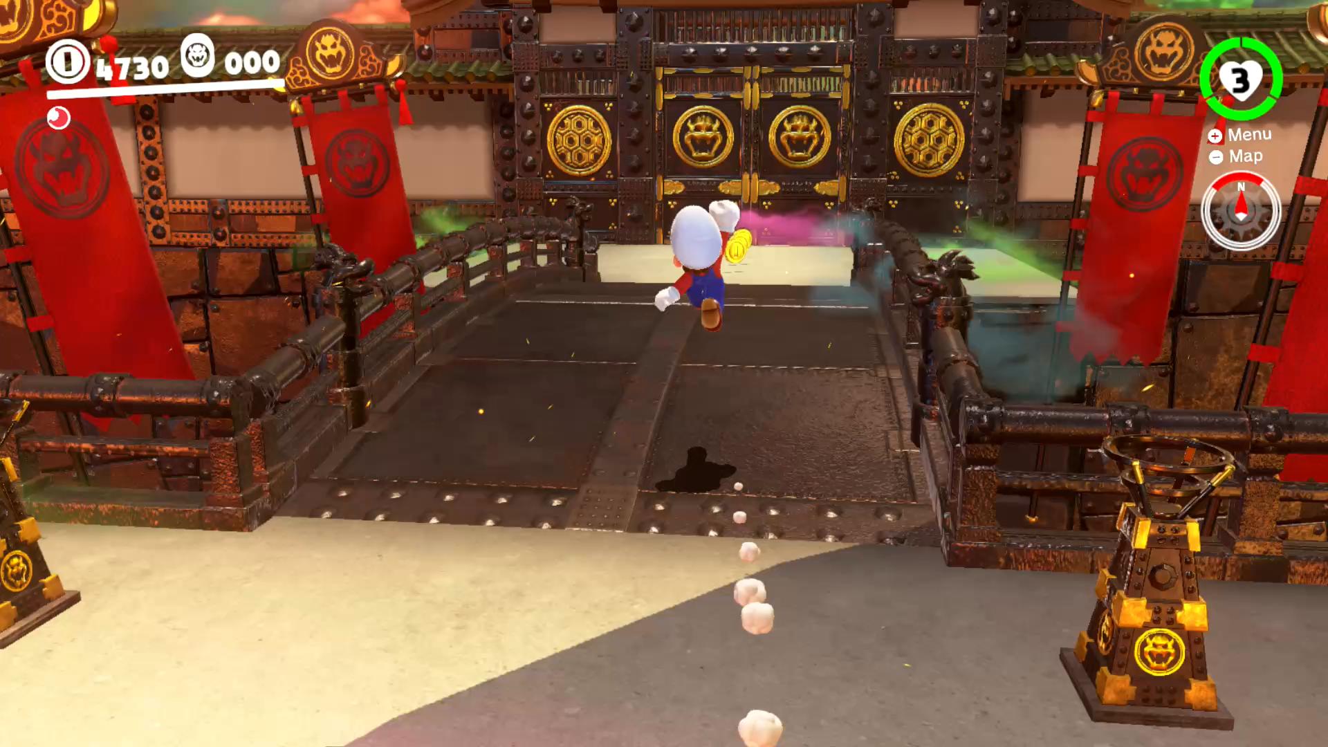 Bowser S Kingdom Power Moons 1 20 Super Mario Odyssey Walkthrough