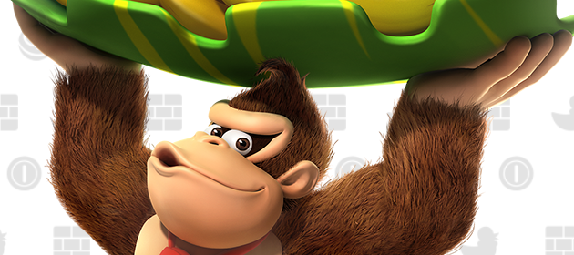 Donkey Kong Swings into Mario + Rabbids