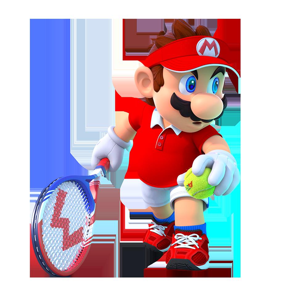 Mario Tennis Power Tour Secrets