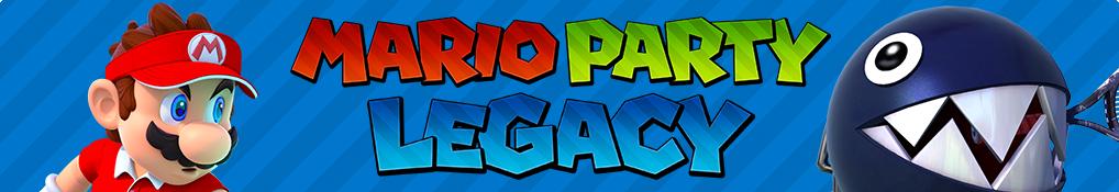 Mario Party Legacy