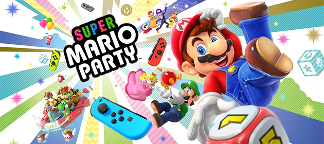 Super Mario Party Announced!