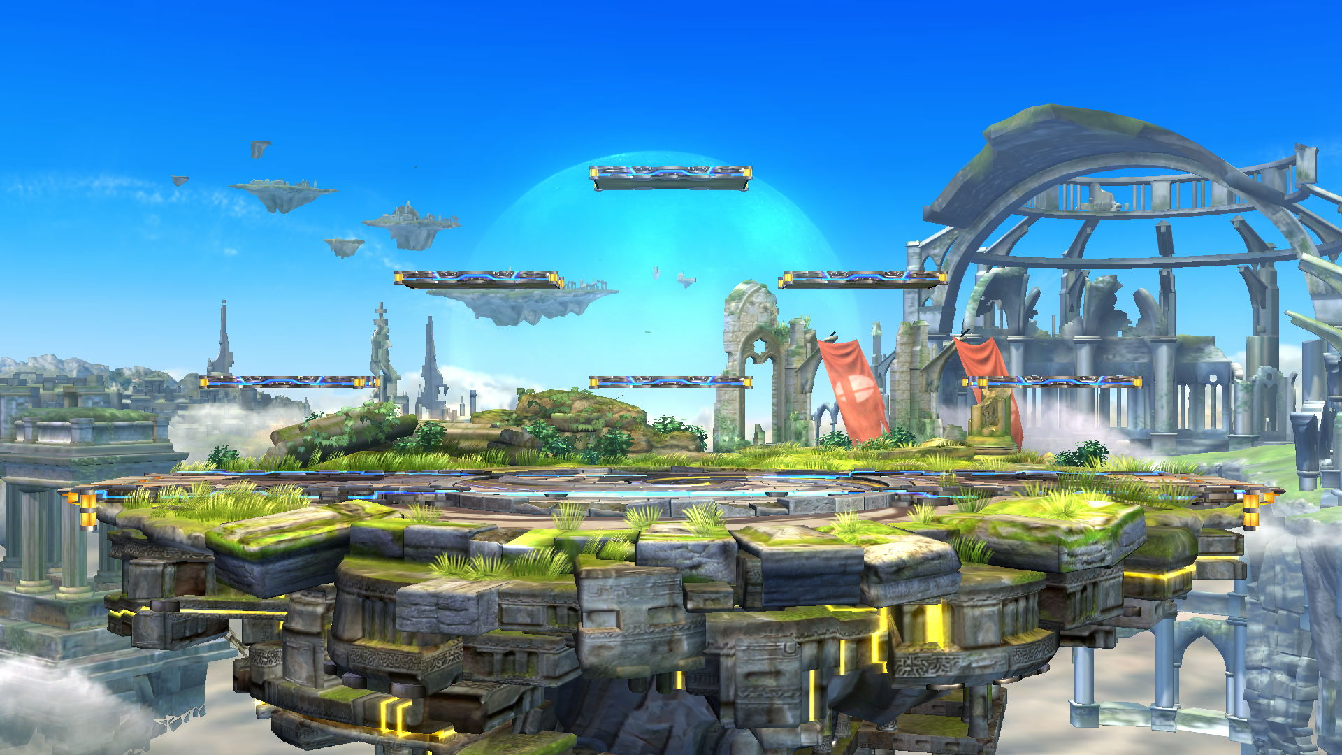 Every Stage NOT Returning in Super Smash Bros  Ultimate