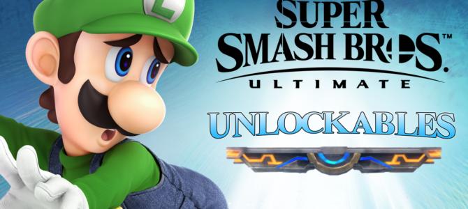 Character Unlock Order in Super Smash Bros. Ultimate