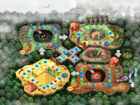 Mystery Land - Mario Party 2 Boards