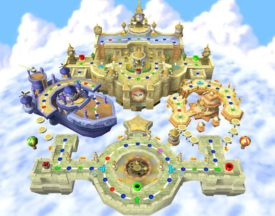Clockwork Castle - Mario Party 6