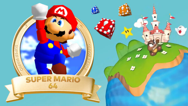 Super Mario 64 Walkthrough and Stars Guide